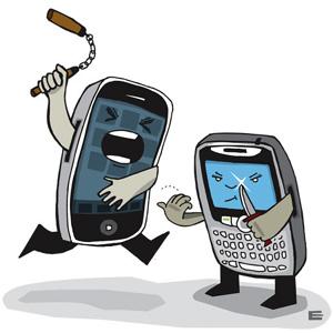 iphone-vs-blackberry-fight